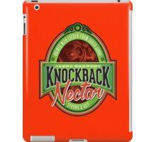 Knockback Nectar iPad Case/Skin