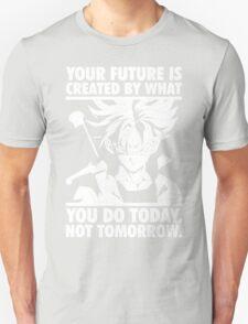 Create Your Future (Trunks) Unisex T-Shirt