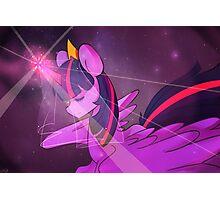 Princess Twilight Sparkle Photographic Print