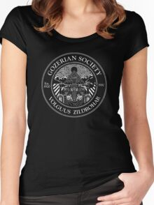 Gozerian Society Women's Fitted Scoop T-Shirt