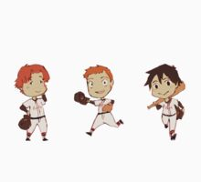 Oofuri: 8 4 7 by whistlecat