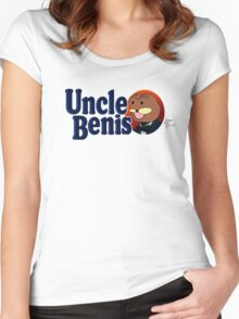 Uncle Benis Women's Fitted Scoop T-Shirt