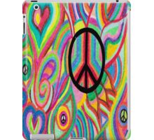 The Colours of Peace iPad Case/Skin