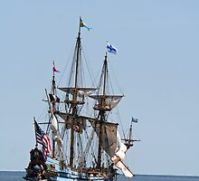 Setting Sail by WalnutHill