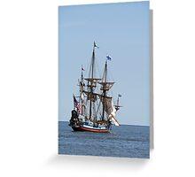 Setting Sail Greeting Card
