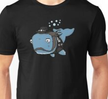 Lemmy the Whale Unisex T-Shirt