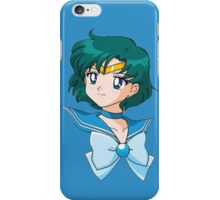 Sailor Moon: Sailor Mercury iPhone Case/Skin