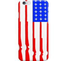 USA Flag Military Power iPhone Case/Skin
