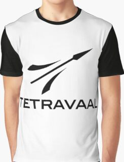 TETRAVAAL Graphic T-Shirt