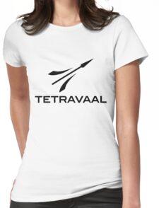 TETRAVAAL Womens Fitted T-Shirt
