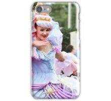 seashell - queen. iPhone Case/Skin