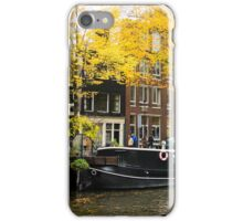 Amsterdam Afternoon iPhone Case/Skin