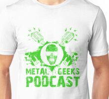 Metal Geeks - Limited Green Zombie Unisex T-Shirt