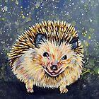 Hedgehog - Robert by Rachelle Dyer