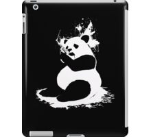 Funny Panda Blood Hunter Murder Banksy iPad Case/Skin
