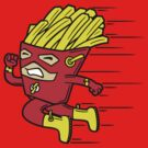 Fast Fries by DetourShirts