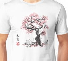 Forest Spirit Sumi-e Unisex T-Shirt