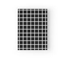 black graph Hardcover Journal