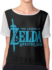 Breath of the Wild Logo Chiffon Top