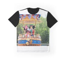 Festival of Fantasy - Mickey & Minnie Graphic T-Shirt