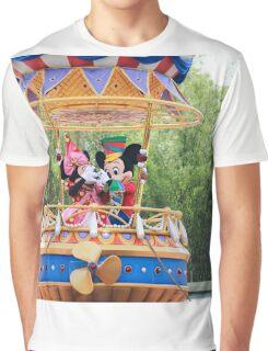 Festival of Fantasy - Mickey & Minnie Graphic T-Shirt