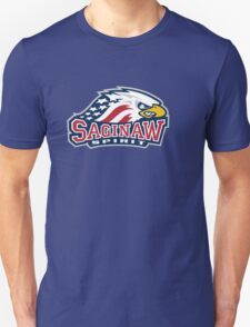 saginawspirit Unisex T-Shirt