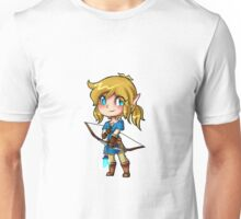 BOTW Link Chibi Unisex T-Shirt