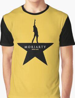 Sherlock/Hamilton - Moriarty Graphic T-Shirt