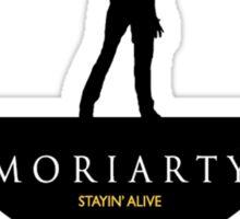Sherlock/Hamilton - Moriarty Sticker