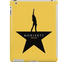 Sherlock/Hamilton - Moriarty iPad Case/Skin