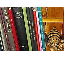 Acres of Books Photographic Print