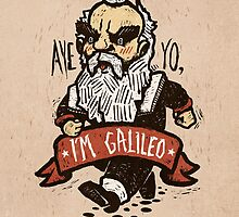 Galileo - Vintage Beard by RonanLynam