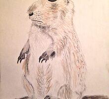 Prairie Dog by alecL9