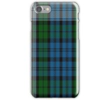 01897 Campbell, The 42nd Dress Military Tartan iPhone Case/Skin