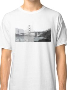 San Francisco Bridge Classic T-Shirt