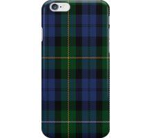 01887 Campbell of Loudoun Clan/Family Tartan  iPhone Case/Skin