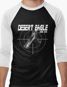 IMI Desert Eagle Men's Baseball ¾ T-Shirt
