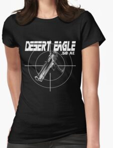 IMI Desert Eagle Womens Fitted T-Shirt