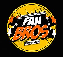 FanBros Full Logo by fanbrosshow