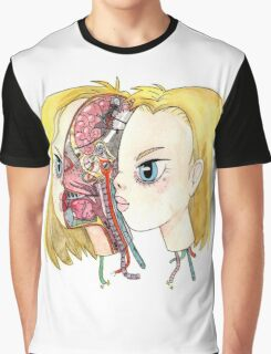 Android 18 Graphic T-Shirt