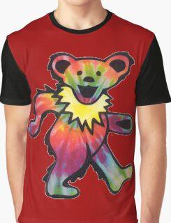 Grateful Dead Bear Graphic T-Shirt