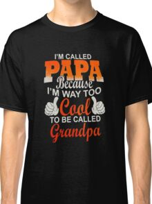 Papa Ever Mens Classic T-Shirt