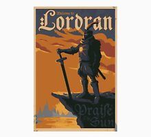 Brother of Lordran - Praise the Sun T-shirt  Unisex T-Shirt