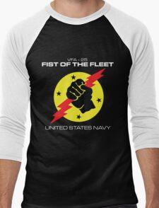 VFA-25 FIST OF THE FLEET Men's Baseball ¾ T-Shirt