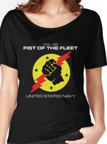 VFA-25 FIST OF THE FLEET Women's Relaxed Fit T-Shirt