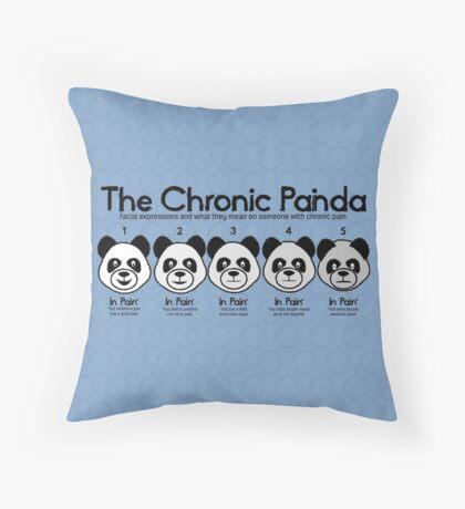 Chronic Painda Throw Pillow