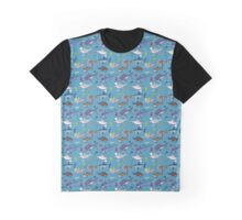 Silly Sharks! Graphic T-Shirt