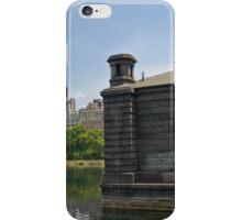 Central Park Pond iPhone Case/Skin