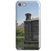 Central Park Pond iPhone Case/Skin