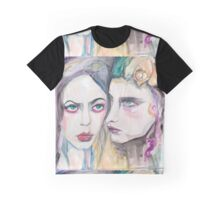 Paper Dolls Graphic T-Shirt